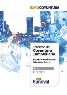 Informe de Coyuntura Inmobiliaria de Euroval 2014 n.9