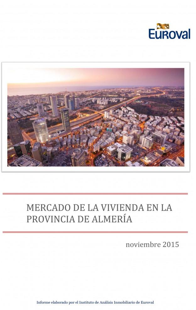Mercado de vivienda de la provincia de Almería