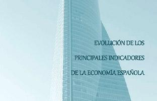 Evolución de los principales indicadores de la economía española