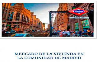 Mercado de la vivienda en la Comunidad de Madrid