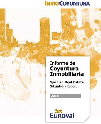Informe de Coyuntura Inmobiliaria de Euroval 2016 n.11