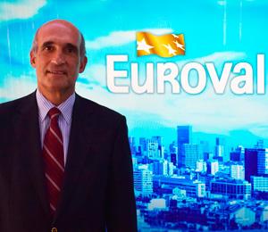 Euroval anuncia la incorporación de Eduardo Aznar como Director Territorial de Cataluña