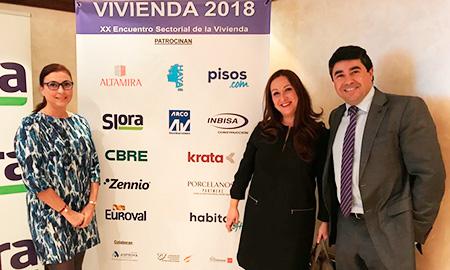 Euroval en la XX edición de Vivienda 2018 – Cesine & Metros2