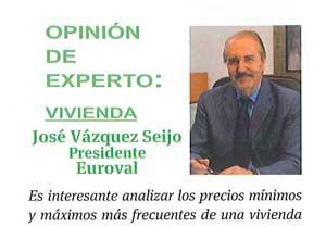 Opinión de experto: vivienda, por José Vázquez para Metros2
