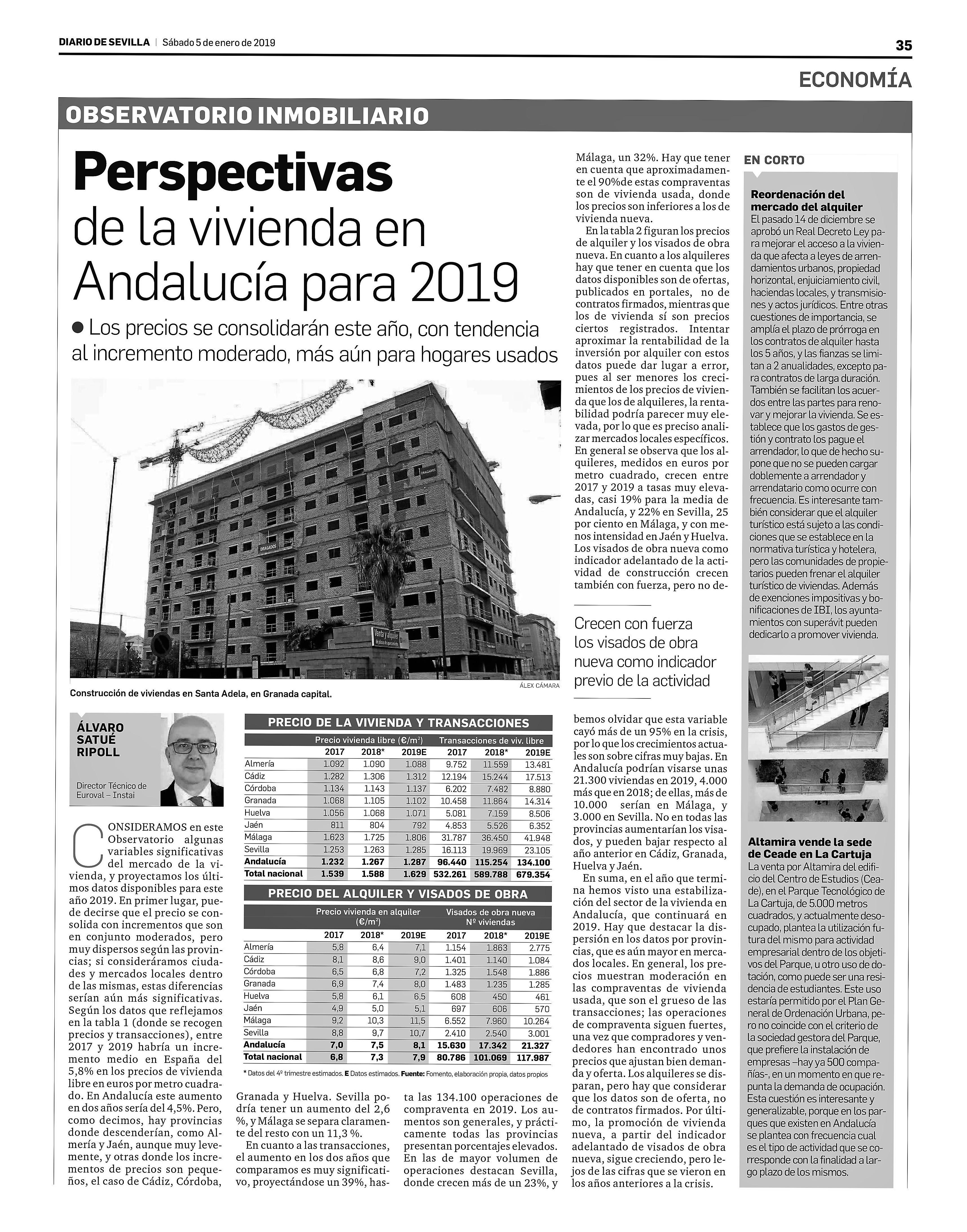 Observatorio Inmobiliario DS 05-01-2018
