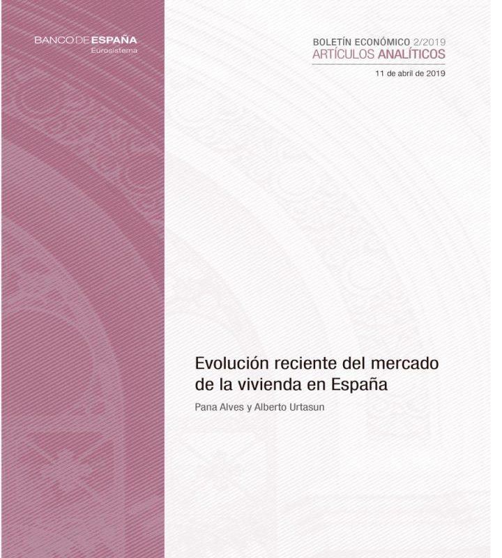 observatorio inmobiliario precios de viviendas en España