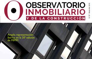 Observatorio Inmobiliario: Valoración automática y relevancia actual de la Tasación