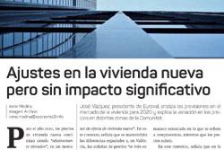 Los diferentes ajustes en la evolución del precio de la vivienda en la Comunidad Valenciana