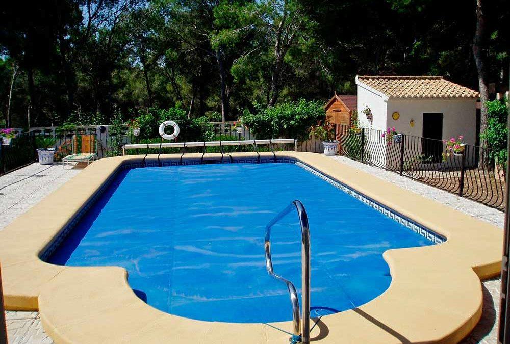 ¿Puedo construir una piscina en mi casa?