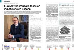 Euroval transforma la tasación inmobiliaria en España