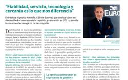 Metros 2 – Entrevista Ignacio Amirola Gómez, CEO Euroval