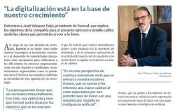 Entrevista a José Vázquez Seijo para Metros2