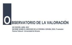 XIV Observatorio de la Valoración de la AEV