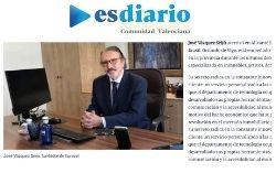 Esdiario entrevista a José Vázquez Seijo